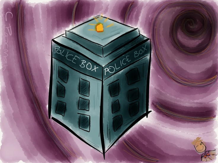 Any Dr Who fans out there?
