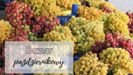 Bazar październikowy fotorelacja - z piątkowego bazaru w Alanyi. Owoce, warzywa, ludzie, fotografia uliczna, Turcja, październik, Alanya