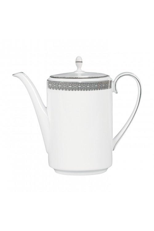 Vera Wang Lace Platinum Coffee Pot #VWW