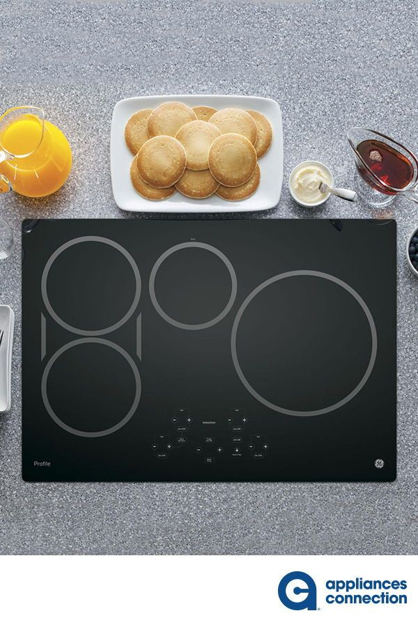 Ge Profile Php9030djbb 30 Inch Induction Smoothtop Cooktop In 2020
