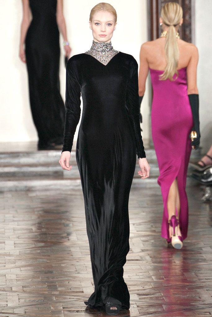 手机壳定制shoes womens walking cradles Ralph Lauren Fall   Ready to Wear Collection Photos  Vogue