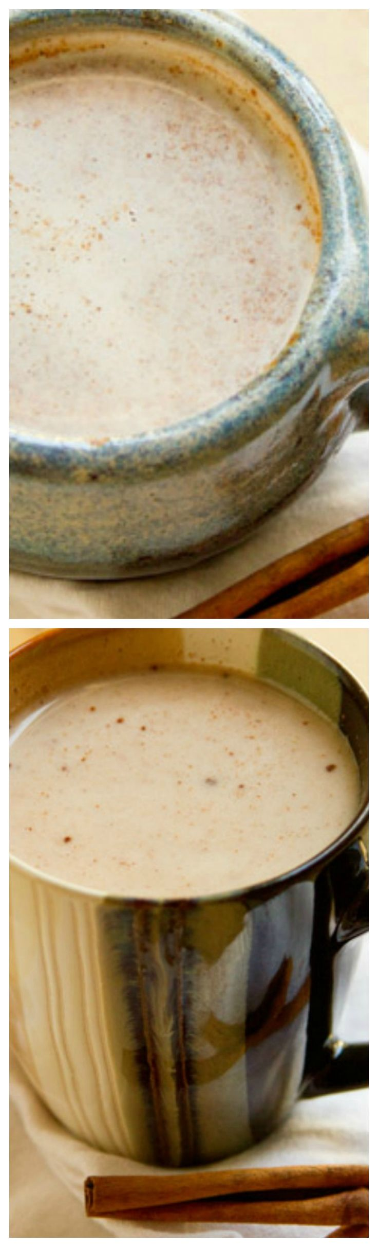 Cinnamon Sore Throat Tea Recipe ~ For when you're sick with a cold or the flu... Coats and soothes