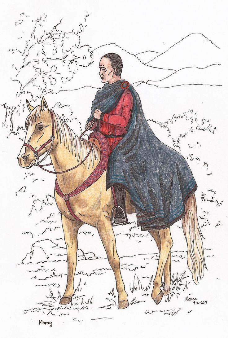 Morag, from the book Sirion, by Ivano Massari. http://www.gypsyshadow.com/IvanoMassari.html#top