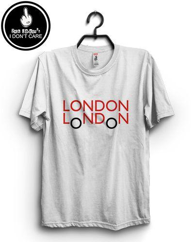 Zack Jordan T-shirt. London