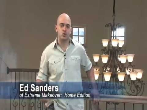 18 best images about ed sanders on pinterest great deals cas and a child for Extreme home makeover designers