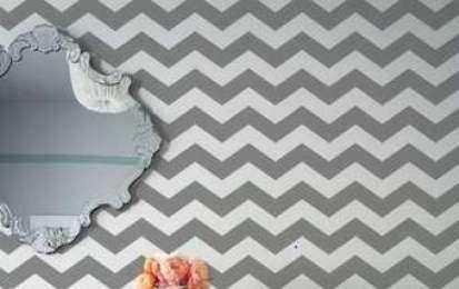 Papel tapiz: Cómo empapelar paredes con estilo [FOTOS] - No te pierdas las mejores fotos y consejos de decoración para empapelar paredes con estilo. Te lo contamos en EllaHoy.