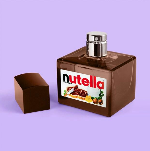 This would sell like hotcakes. Nutella hotcakes.