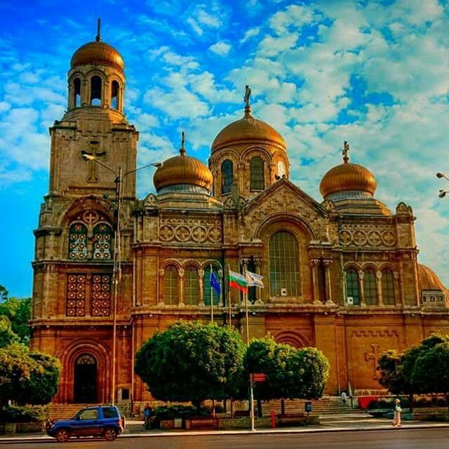Варна България