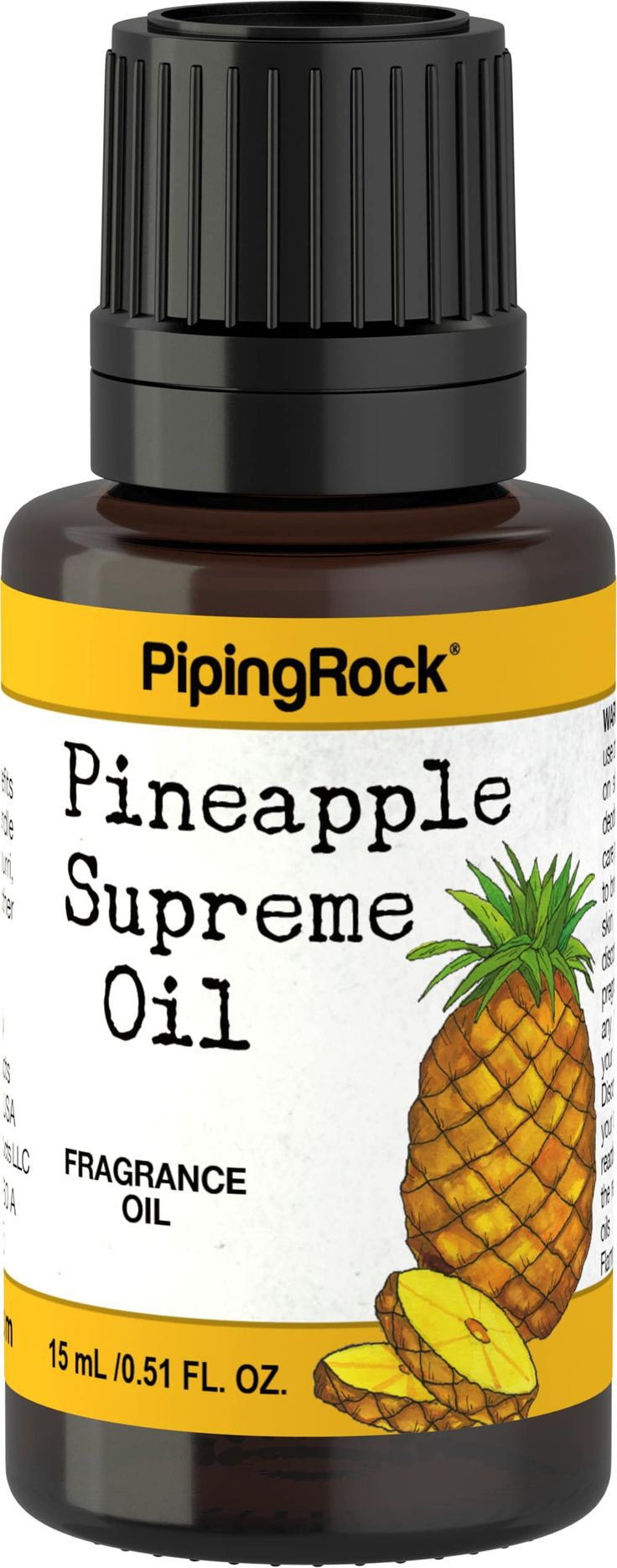 Pineapple Fragrance Oil | Piping Rock Health Products