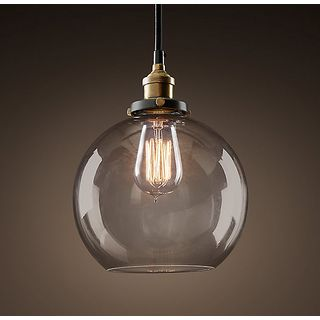 Kim Adjustable Height 1-light Edison Lamp with Bulb - Overstock Shopping - Great Deals on Warehouse of Tiffany Chandeliers & Pendants