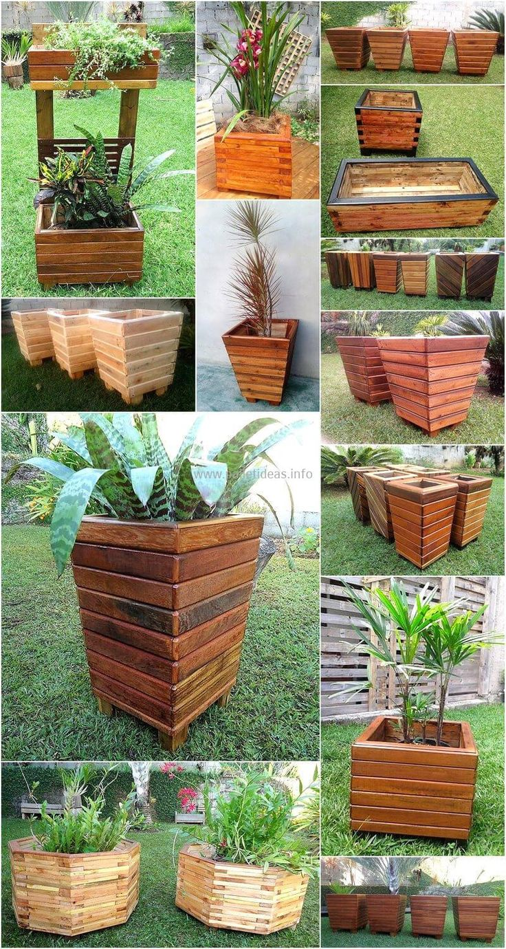 Wood pallet planter serves you right by its incredible look. We have provided different and elegant ideas to enhance the beauty of your garden more appealingly. It is enhancing the beauty even more and making it even charming then it already is to embellish your garden and place.