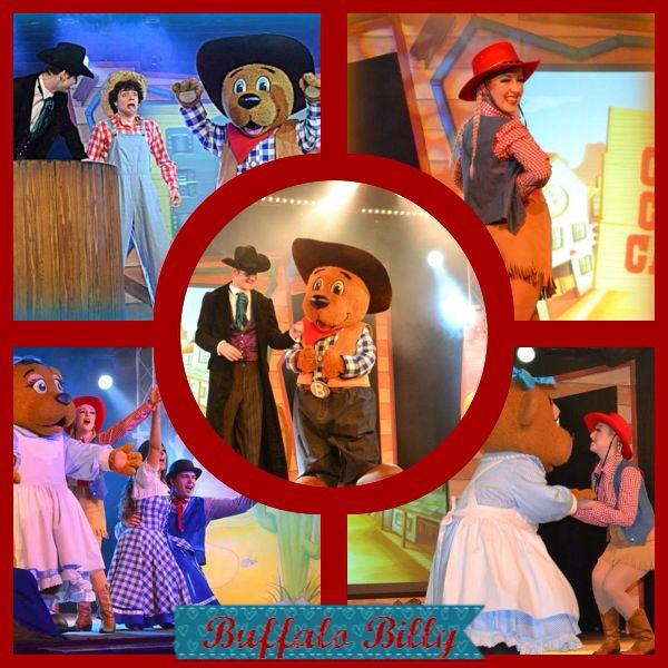 Redcoat Hazel as Annie Oakley