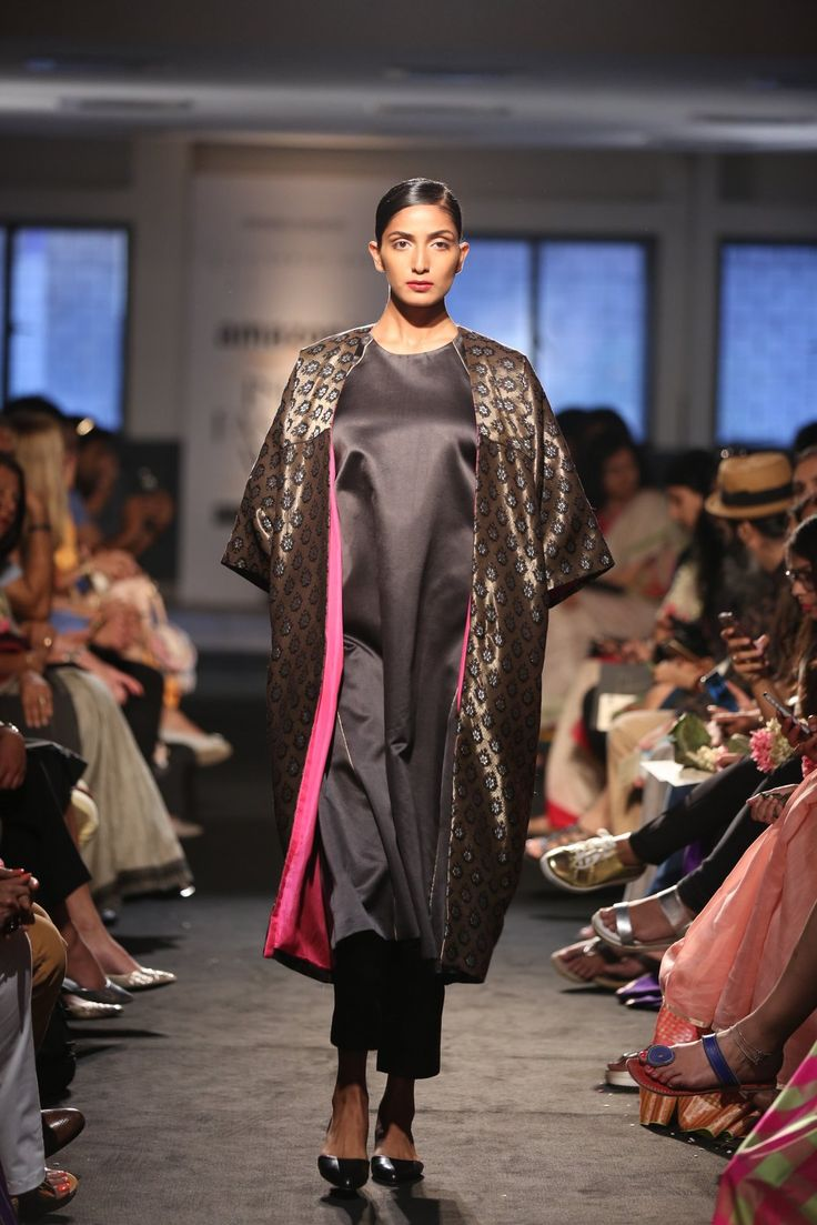 All the Looks From Sanjay Garg at AIFW SS16 -cosmopolitan.in
