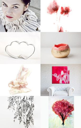 ~ January finds ~ 2016 trends ~ Valentine's gift ideas by Anna Bujak on Etsy--Pinned with TreasuryPin.com