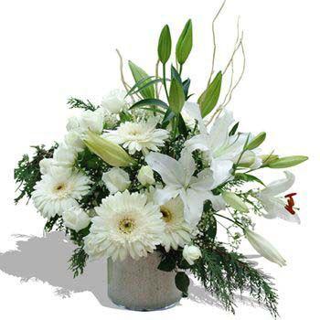 Ayaklı Sepet (çelenk) http://www.trabzonflowers.com/