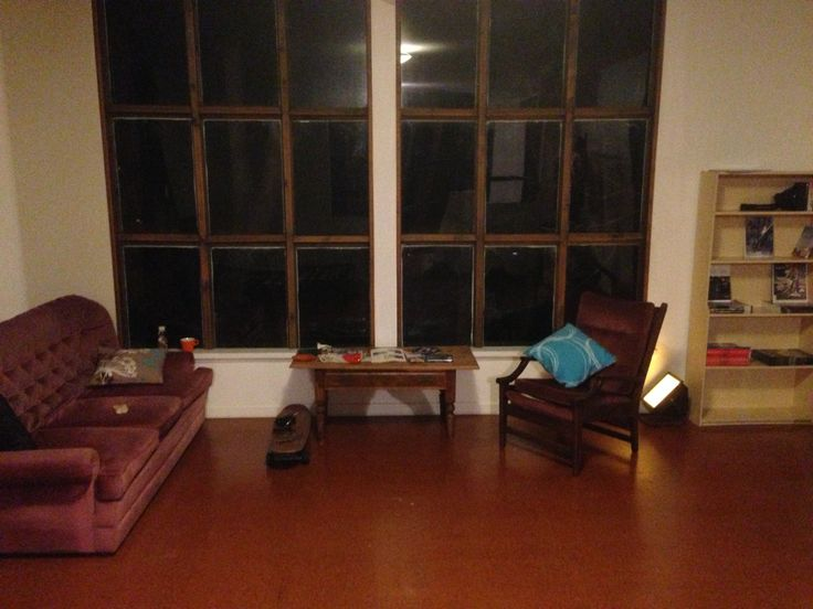 Item 35, 36, 37, 38, 39 & 40 - couch, chair, bookshelf, lamp, coffee table & candles
