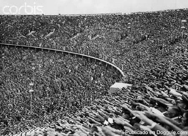 Juegos Olímpicos Nazis de Berlín 1936