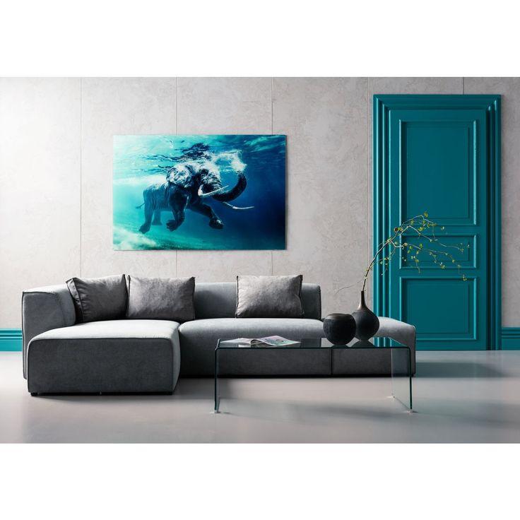 Die besten 25 graues ecksofa ideen auf pinterest ecksofa sofa und rustikale couch - Kare design wohnzimmer ...