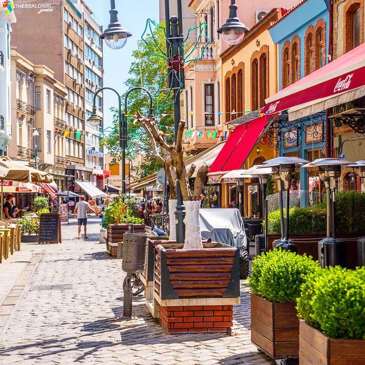 Λαδάδικα, Θεσσαλονίκη