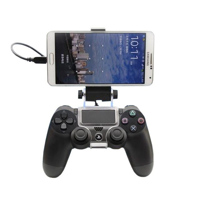 whosesale Smart phone pad Android etc. Game-Holder for PS4 Game Controller Game Controller Gamepad Holder 80pcs/lot US $291.93 /lot (80 pieces/lot) To Buy Or See Another Product Click On This Link  http://goo.gl/EuGwiH