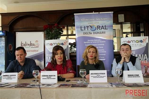 Asociatia Litoral-Delta Dunării a prezentat bilantul în urma participării la târgurile de turism interne si internationale si noutăti cu privire la deschiderea sezonului estival si evenimentele acestui sezon pe litoral si în Delta Dunării