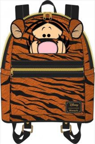 931acc28e3d Tigger Mini Backpack Miscellaneous