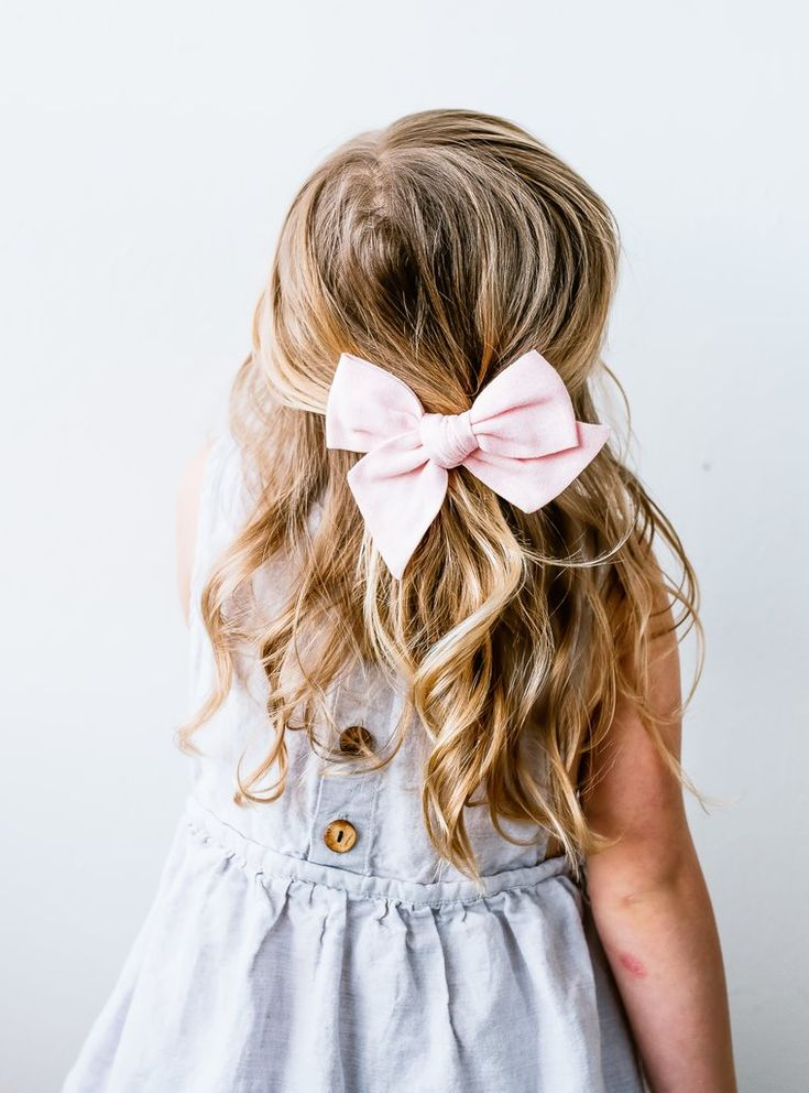 Wunderkin Co. Classics // Classic hair bow for your year round adventures. Each of our bows are handmade by women in the USA and guaranteed for life.