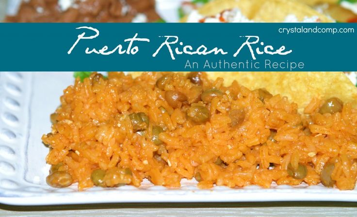 how to make puerto rican rice