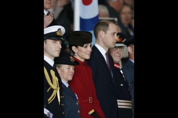 Kate Middleton et William de retour à Anglesey