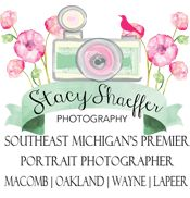 Boutique Custom Family, Child, Newborn, Senior and Boudoir Michigan Photographer, Stacy Shaeffer Photography