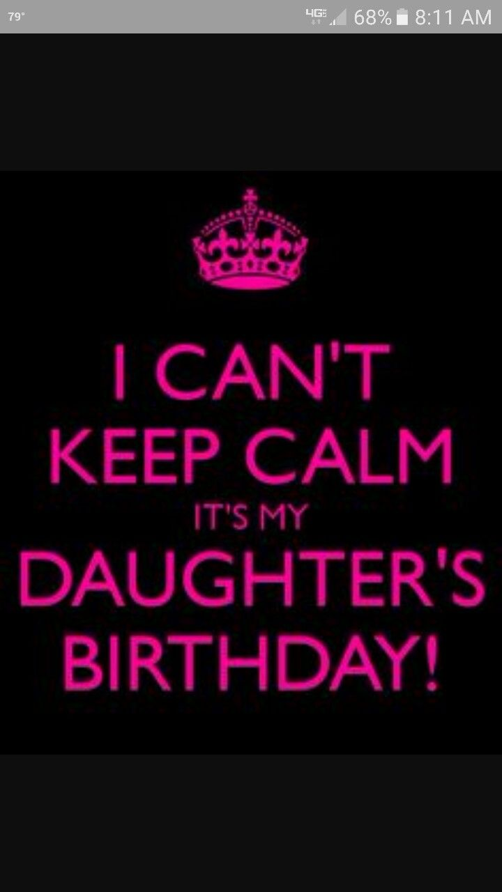 Birthday Wishes For Daughter Quotes Happy Birthday to our ...