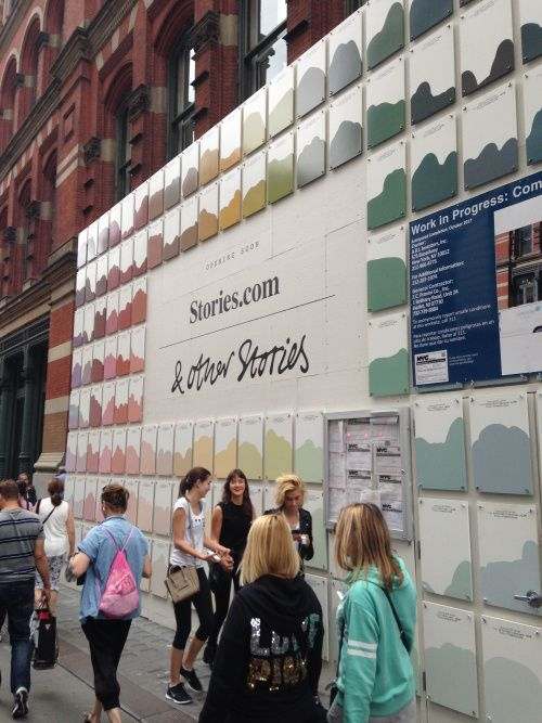 & Other Stories opens in SoHo NYC via @dcwdesign blog