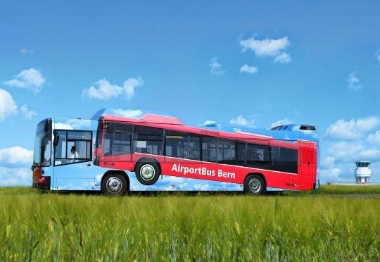 #Ambient marketing, #guerillamarketing, #reklama niestandardowa, #autobus