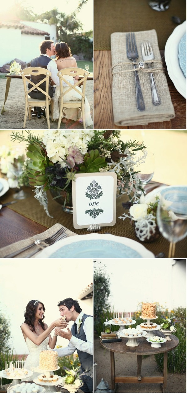 San Clemente Photo Shoot by Beauty and the Beach + Diandra Ann Photography | Style Me Pretty..Casino San Clemente