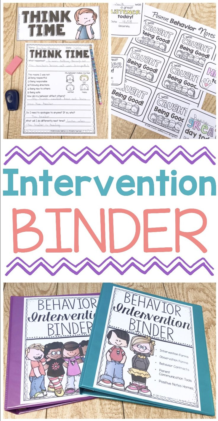 Behavior Contracts and Behavior Intervention Forms EDITABLE - You get behavior contracts, intervention forms, calendars, parent communication forms, positive notes home, and more! Plus editable forms for both English and Spanish. Click to see the contract, spine labels, contracts, think time sheets, self-assessments, positive classroom culture, and much more! Great for your Kindergarten, first, second, third, fourth, fifth, or sixth grade classroom or home school needs. (classroom…