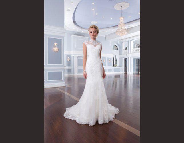 Robe de mariée 2014 en A Lillian West