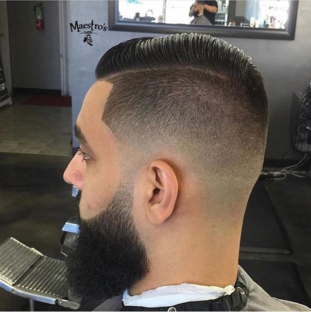 blade fade haircut 1000 ideas about undercut fade on undercut 4542
