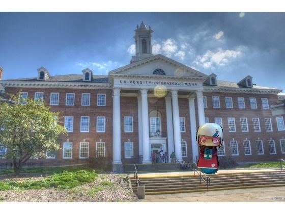 Enid at University of Nebraska at Omaha: Universe Of Nebraska, University Of Nebraska, Univers Of Nebraska