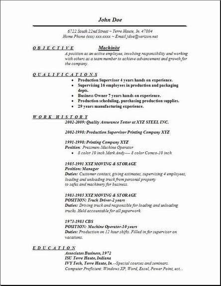 Best 25+ Examples of resume objectives ideas on Pinterest Good - electronic assembler resume