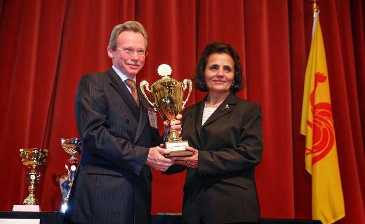 Românca Elena David – cel mai bun inventator din lume…