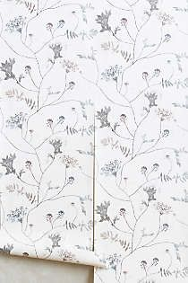 Anthropologie - Grizedale Wallpaper