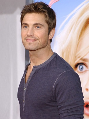 Eric Winter. So cute. Hated he was a psycho killer in The Mentalist