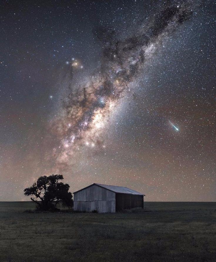 киану австралия млечный путь фото часто выбирают