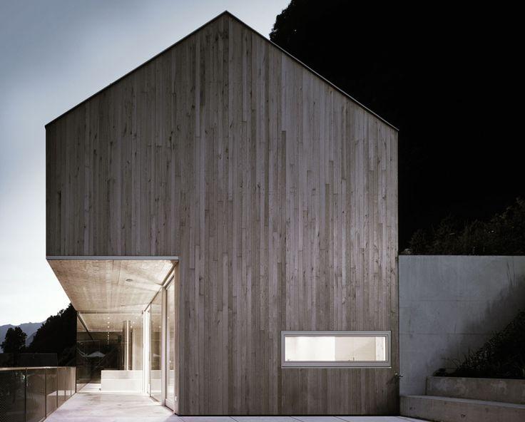 Architektur im Bregenzerwald in Vorarlberg