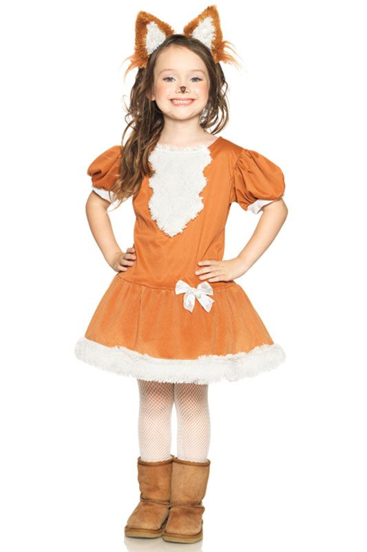 fox costume kids - Google Search                                                                                                                                                                                 More