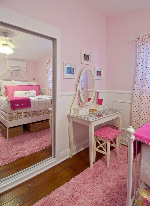 Decorating Ideas for a 6 Year Old Girl's Room