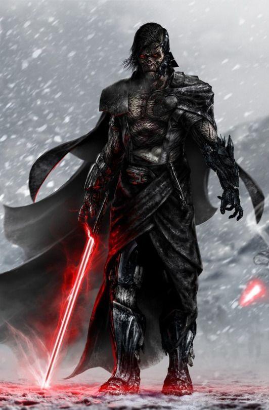 Lord Vader By Caglayan Kaya Goksoy