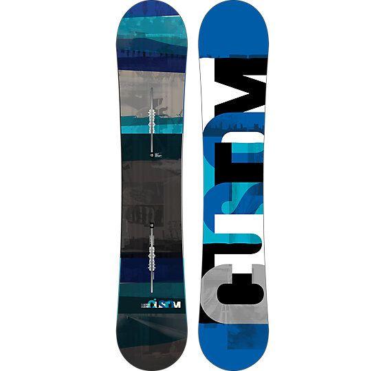 Custom Snowboard - Burton Snowboards