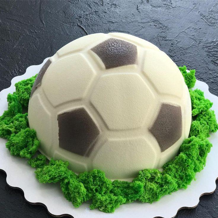 Торт футбольный картинки