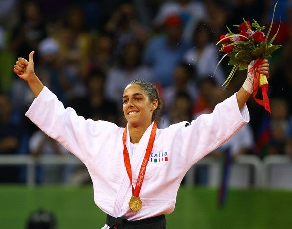 Giulia Quintavalle - Judo - Beijing Olympics 2008 - Womens 57kg